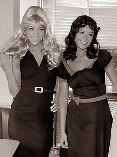 Vintage Lesbians Pics